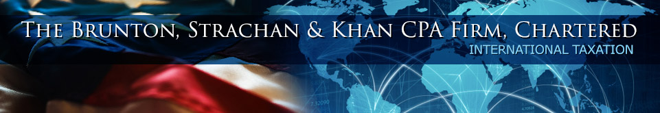 The Brunton, Strachan & Khan CPA Firm, Chartered